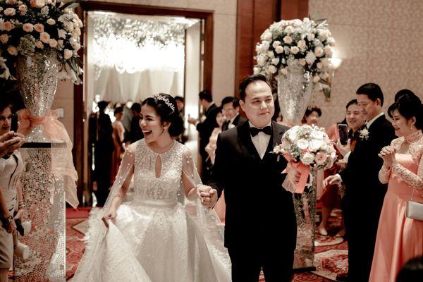 EXCLUSIVE WEDDING + ENGAGEMENT ORGANIZER 300 PAX