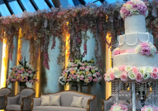 JHL Solitaire Mangan Wedding Package