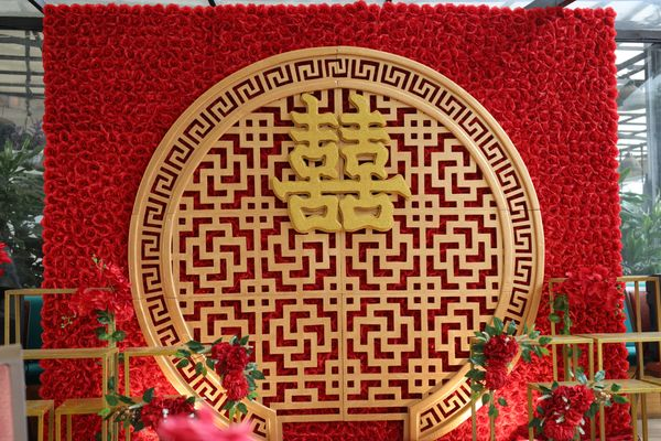 Sangjit decoration (Elegant Package)