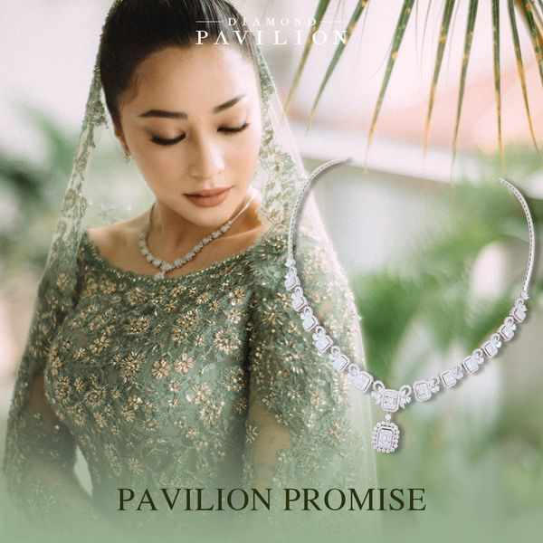Pavilion Promise Neckles Special Nikita WIlly