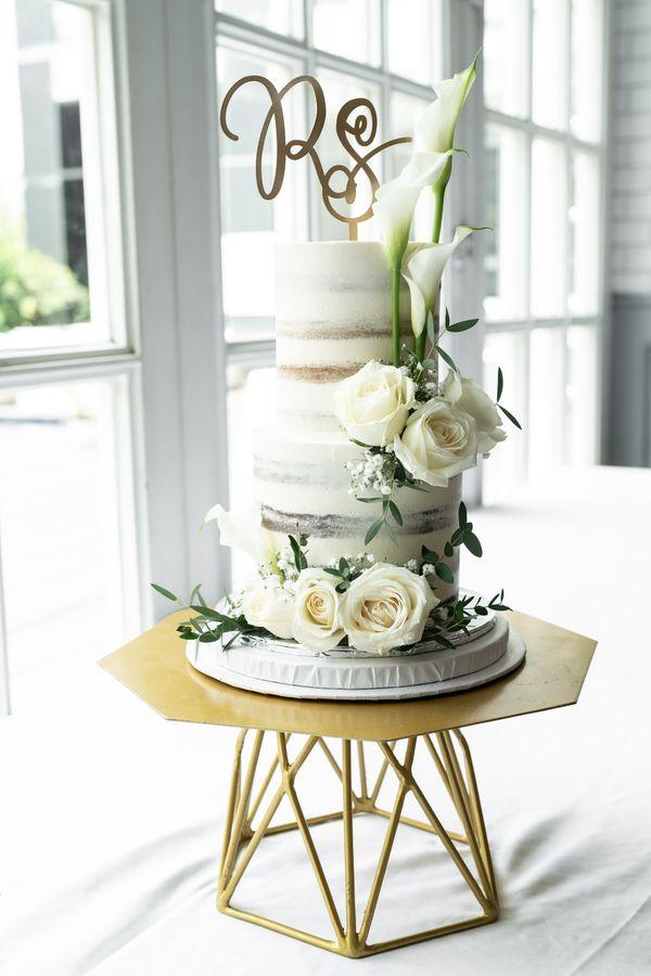 Lareia Cake & Co - Wedding Cake 3 Tier A