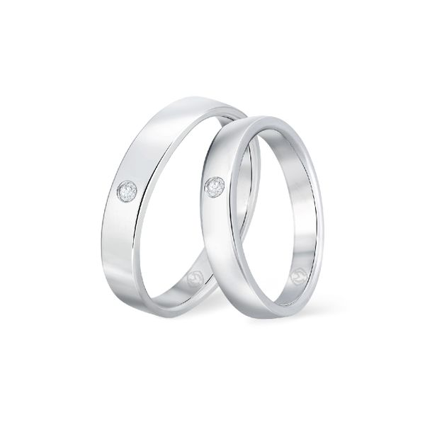 DP TIMELESS WEDDING RING SPECIAL PRICE (1 PAIR)