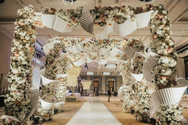 Grand Ballroom -  Buffet Wedding Package II