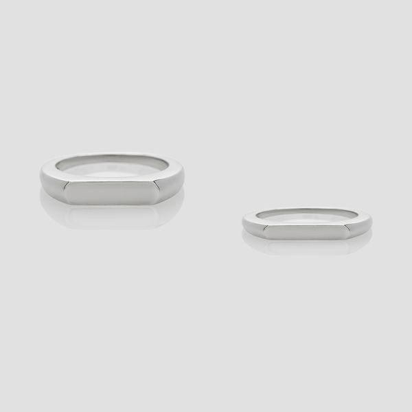 Noble Ring - Platinum