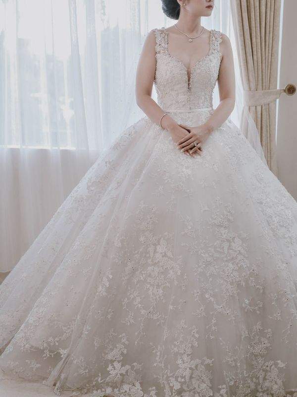 Pansy - Ballgown Wedding Gown