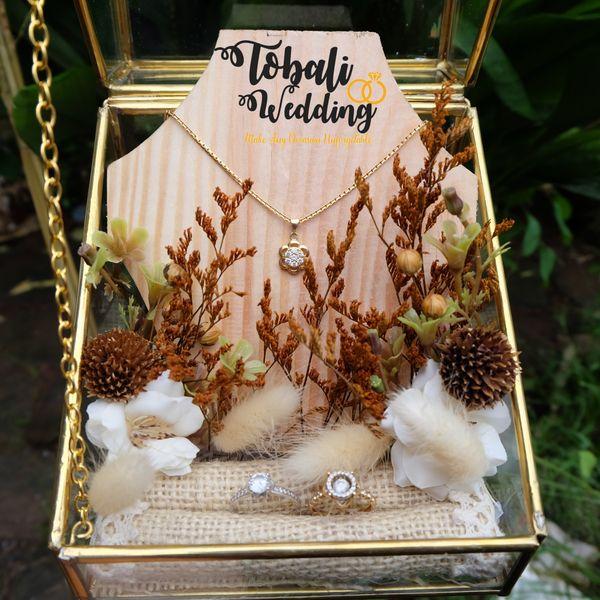 Ringbox Utari Series Dried Flower