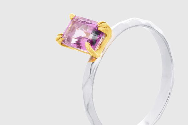 Sula Ring - Platinum