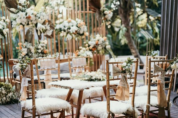 Wedding Resto Simple Packages
