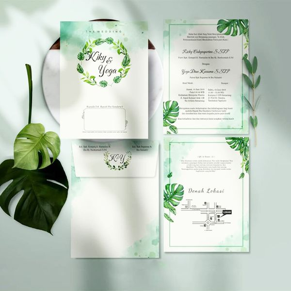 Single Softcover with Envelope By Kenz