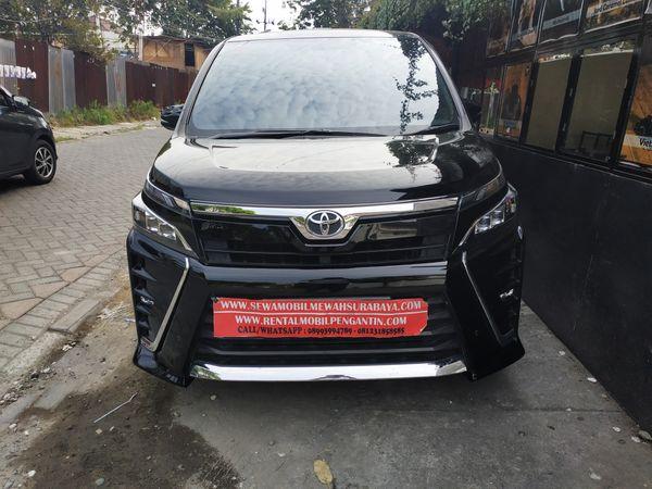Sewa Toyota Voxy Wedding Surabaya 2019