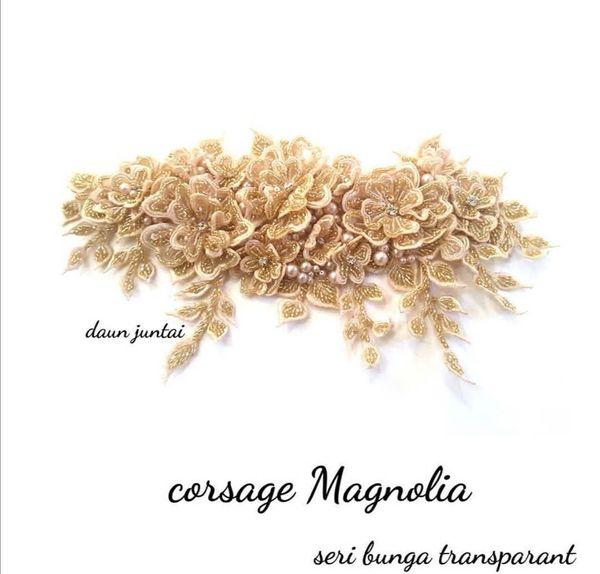 Corsage Magnolia