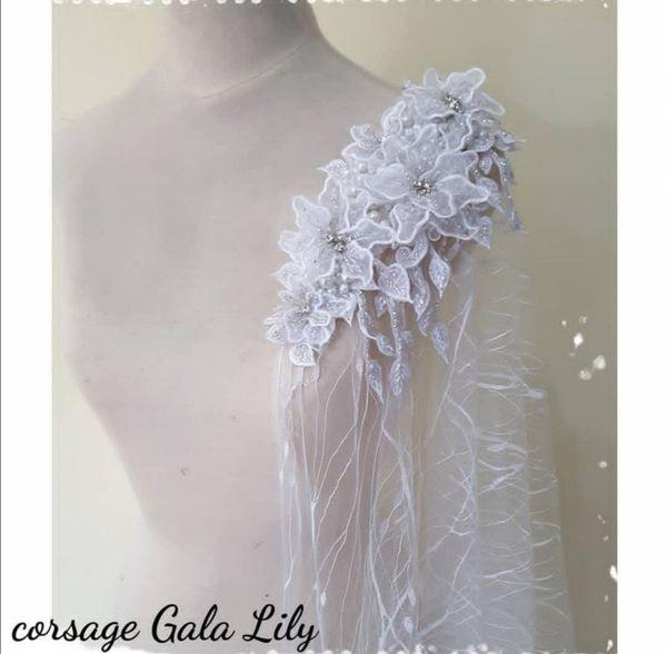 Corsage Gala Lily