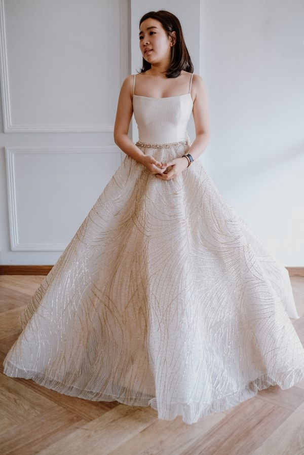 Sisters Gown - Custom Rent