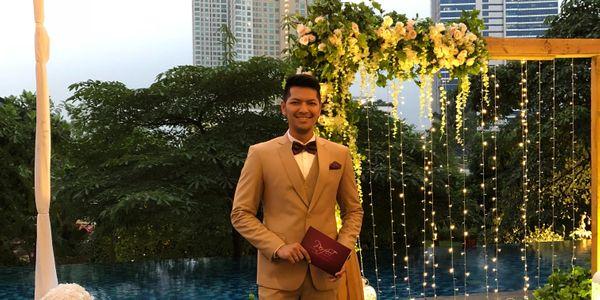 Wedding MC by Zulfikar Naghi