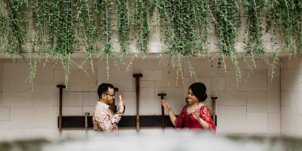 Before Wedding Session - Engagement