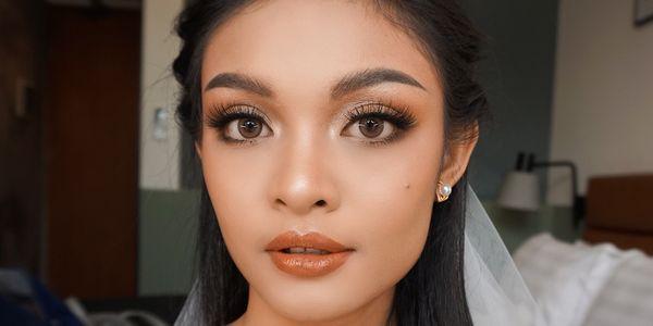 Thailand Bridal Makeup + Retouch di Bali