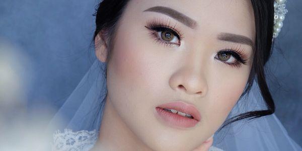 Wedding Makeup Hairdo Holy Matrimony & Reception (Retouch)