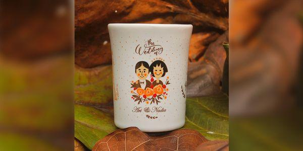 Mug F Mini Love