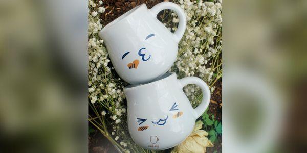 Spesial Mug Gentong Mini