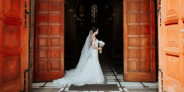 DP WEDDING GOWN - FULL DAY