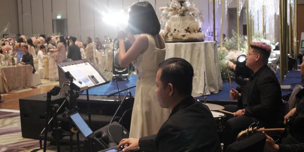 Lounge Jazz Package with Anthony Stevven MC Wedding