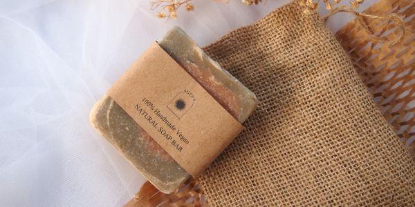 Natural Soap Bar by AGEFA