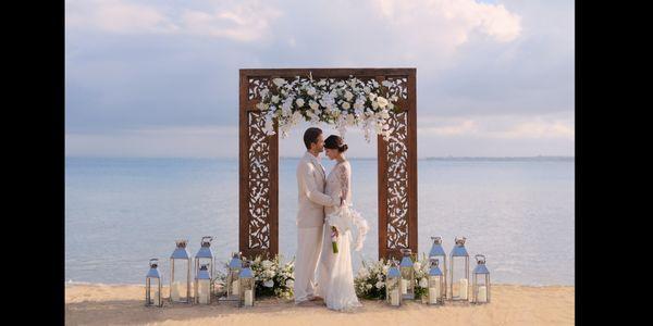 Raffles Wellbeing Wedding