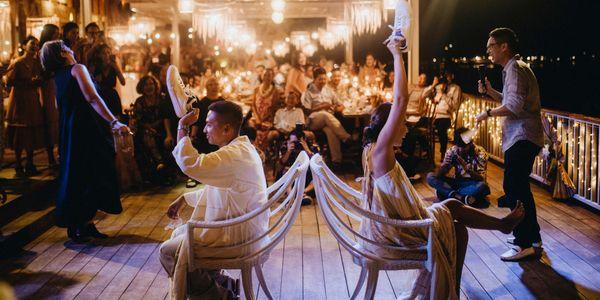Plataran Komodo - Wedding Reception