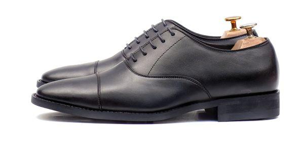 Sepatu Pengantin Pria - Alex Black