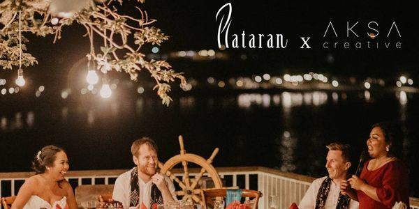 AKSA X Plataran Wedding Photo & Cinematic Video