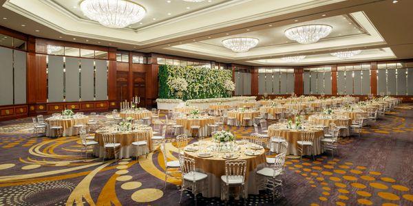 Royal Ballroom Package (Individual Set Menu)