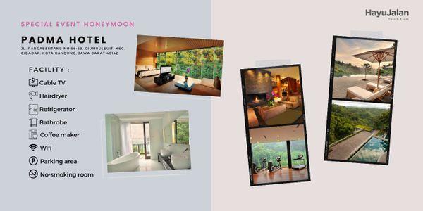 Padma Hotel Honeymoon Package
