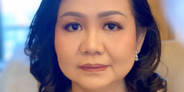 MAKEUP AND HAIRDO FOR MOTHER OF BRIDE/GROOM
