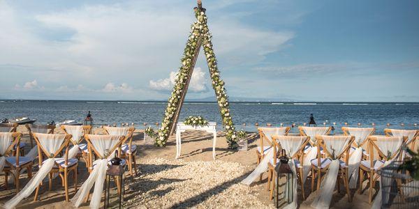 Sadara Boutique Resort Wedding Package Up To 50 Pax