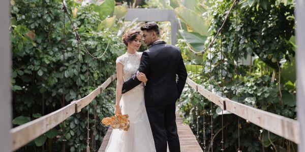 Wedding at Plataran Canggu Bali Resort & Spa