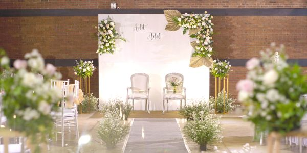 Wedding @ Kedasi Thamrin – 150 pax