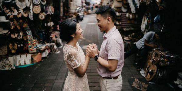 12-Hours Bali Prewedding Video Only Conceptual