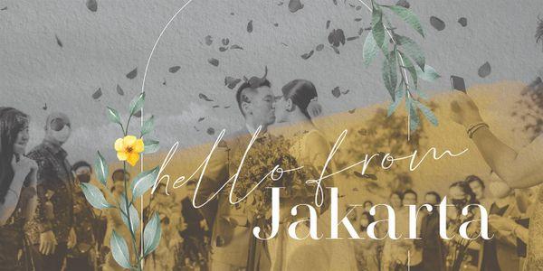 JAKARTA WEDDING PLANNING SERVICE - GET A WAY