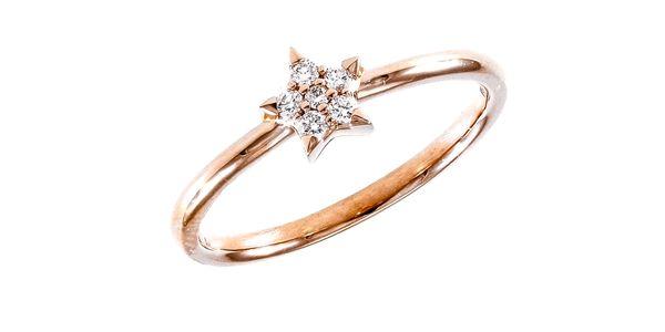 SIORAI STELLA Ring 11202202 Cincin Berlian Size 4-12 (Pre-Order)