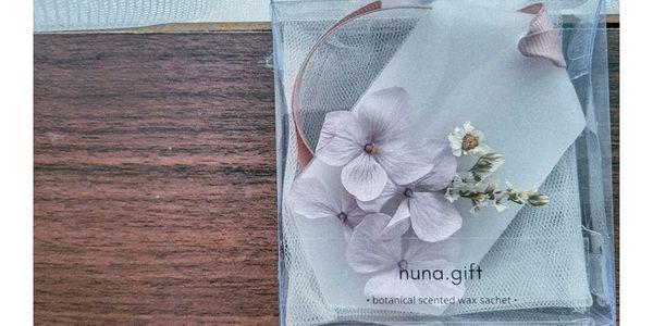 Botanical scented wax sachet (mika)
