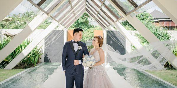 VILLA PHALOSA - FULL WEDDING PACKAGE - 100 PAX