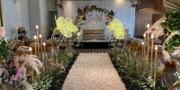 Intimate Wedding Package - 50 Pax