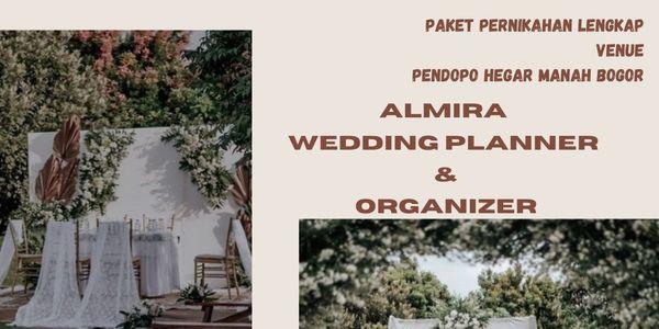 Paket Pernikahan Lengkap. Venue: Pendopo Hegar Manah & KIRANA Catering
