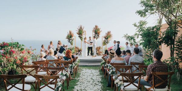 Wonderland Uluwatu Bali Wedding Package Up To 70 Pax
