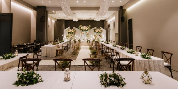 Wedding @ Kriya Kelapa Gading – Room Only