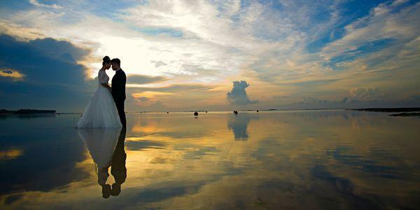 Beach Romance Wedding Package