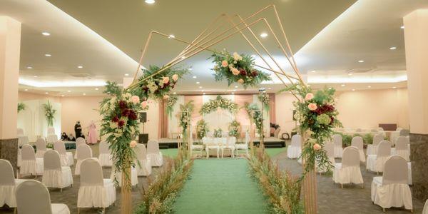 Wedding Gedung Simple Packages