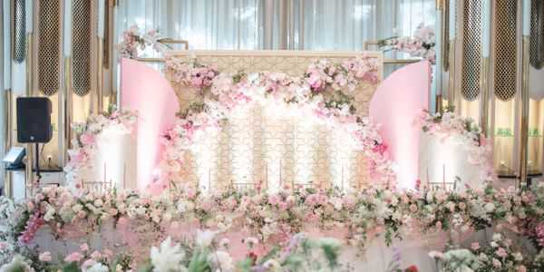 Oollieflora package wedding reception 50 pax