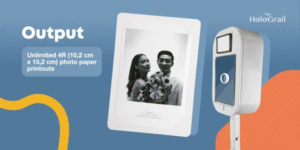 Multi Filter Photo Booth - 4 hours - Unlimited Prints