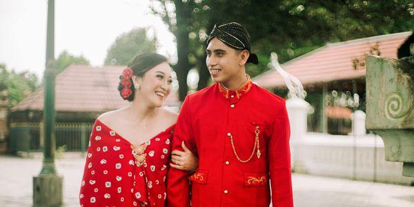 Jogjakarta - Photo + Video + MUA Prewedding Package by Photolagi.id